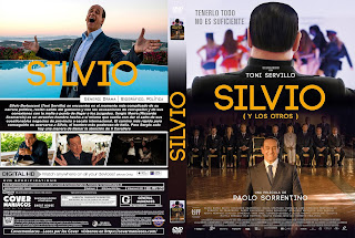 Loro: International Cut – SILVIO Y OTROS [ COVER DVD]