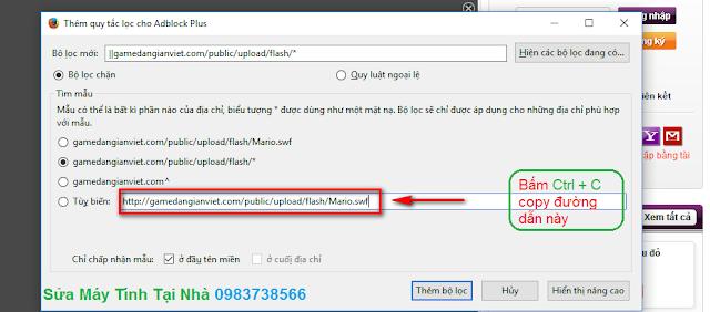 Cách tải file Flash - H02