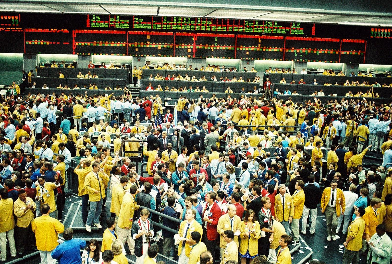 Blog Trading Pit History