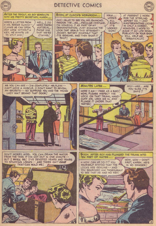 Read online Detective Comics (1937) comic -  Issue #177 - 18