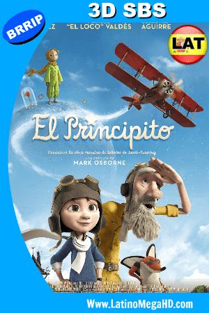 El Principito (2015) Latino Full 3D SBS 1080P ()