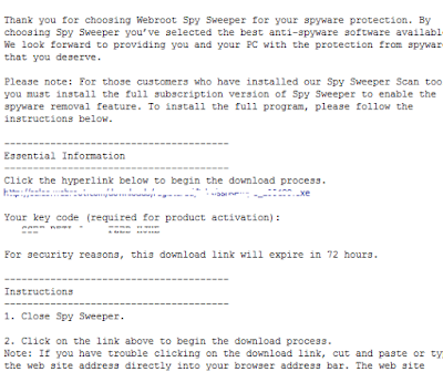 How To Get Your free Copy of SPY SWEEPER 4