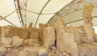 Templos de Hagar Qim.