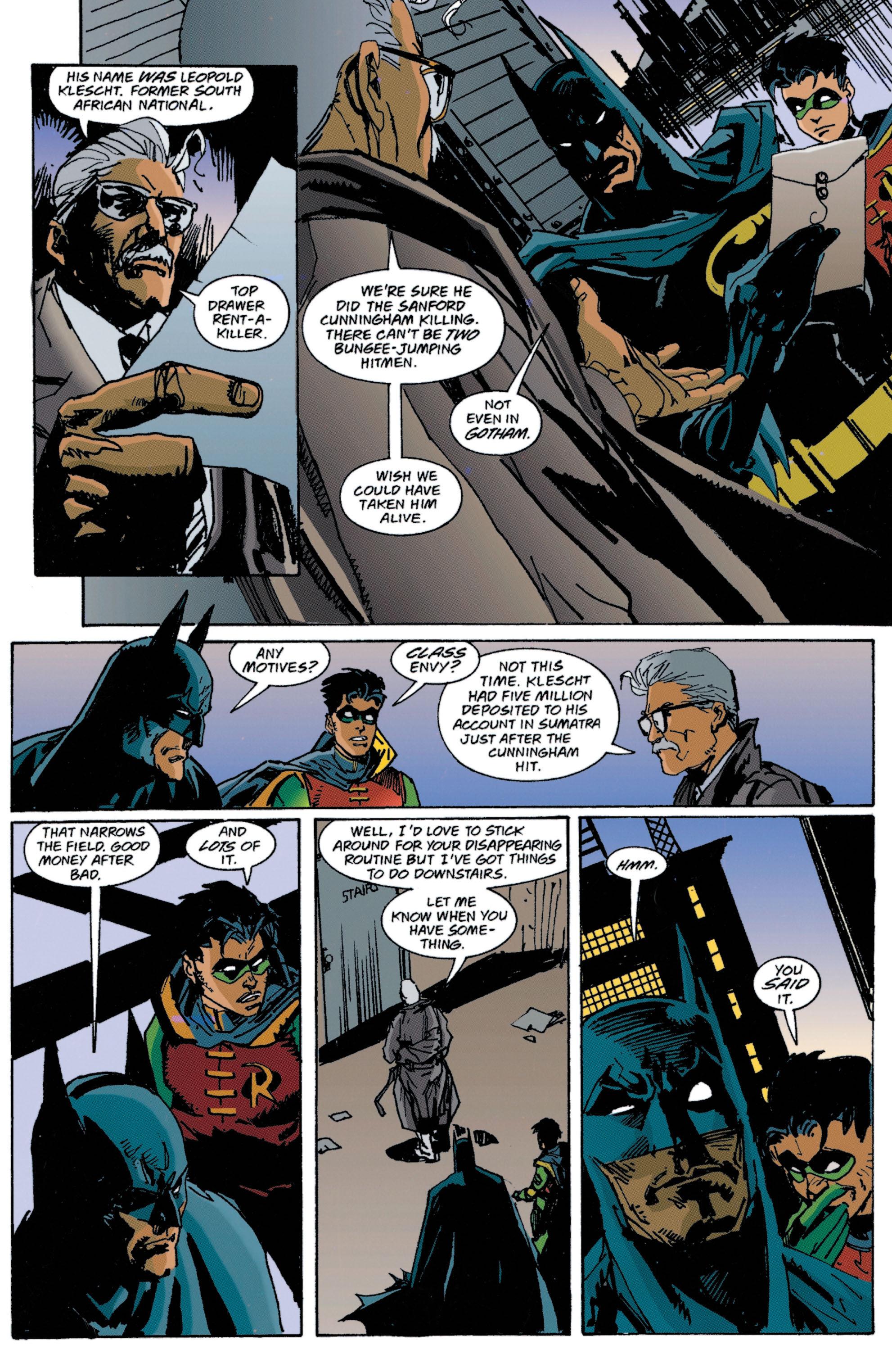Detective Comics (1937) 709 Page 15