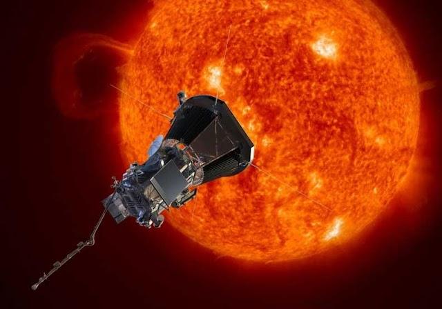 Ιστορική αποστολή διαστημοπλοίου στον ήλιο από τη NASA