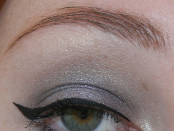 Tutorial: Daytime Smoky Eye