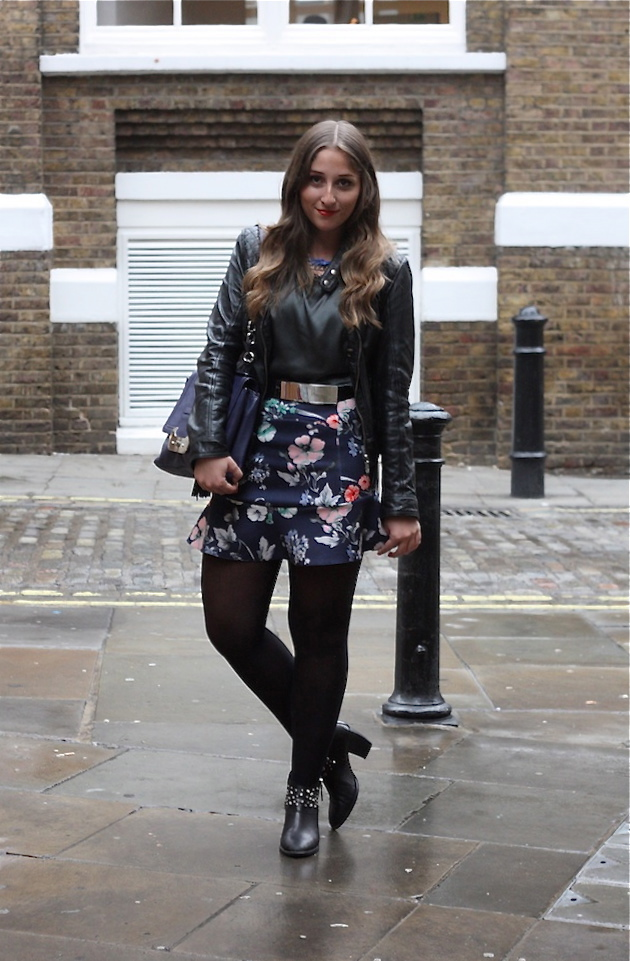 LFW S/S14 Day 1 : What I Wore