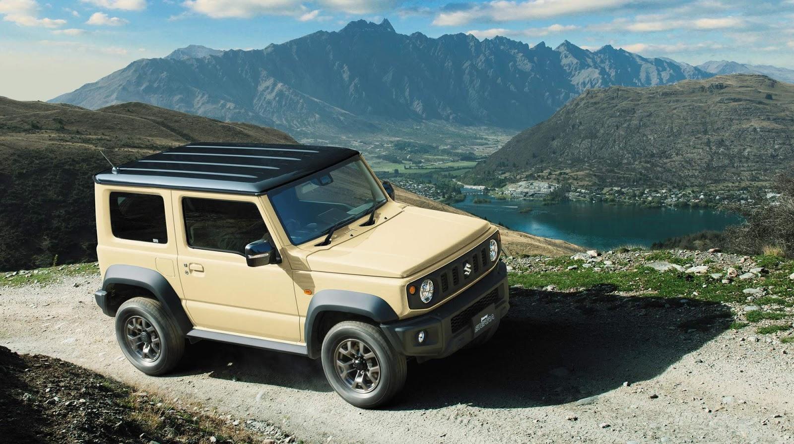 Suzuki Css