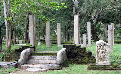 Ruins of ancient hospital discovered in Sri Lanka