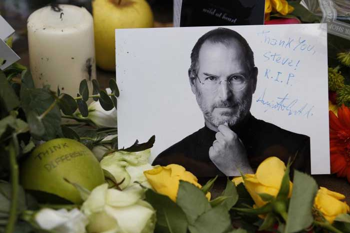 Steve Jobs is buried in an unmarked grave.