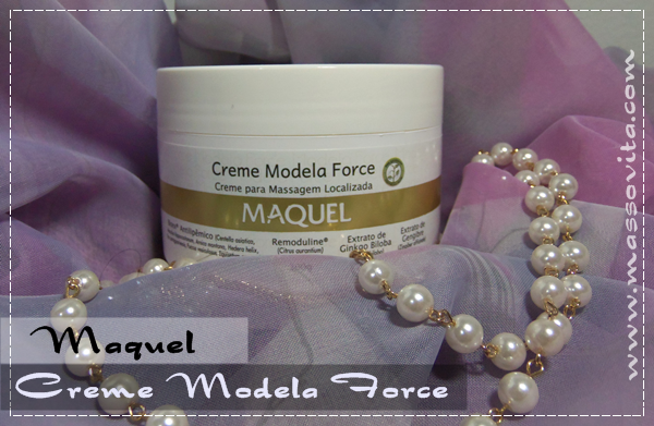 Creme Modela Force HOME CARE