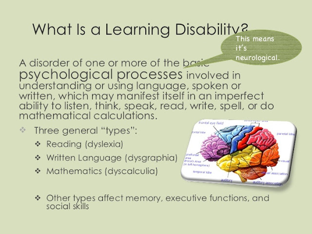 Is ADHD a learning disability.