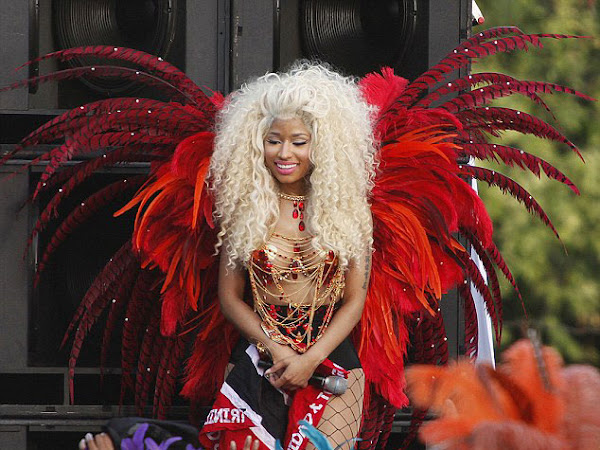 Behind The Scenes - Nicki Minaj - Trinidad & Tobago