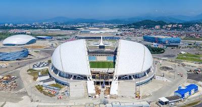 Stadion Fisht Rusia