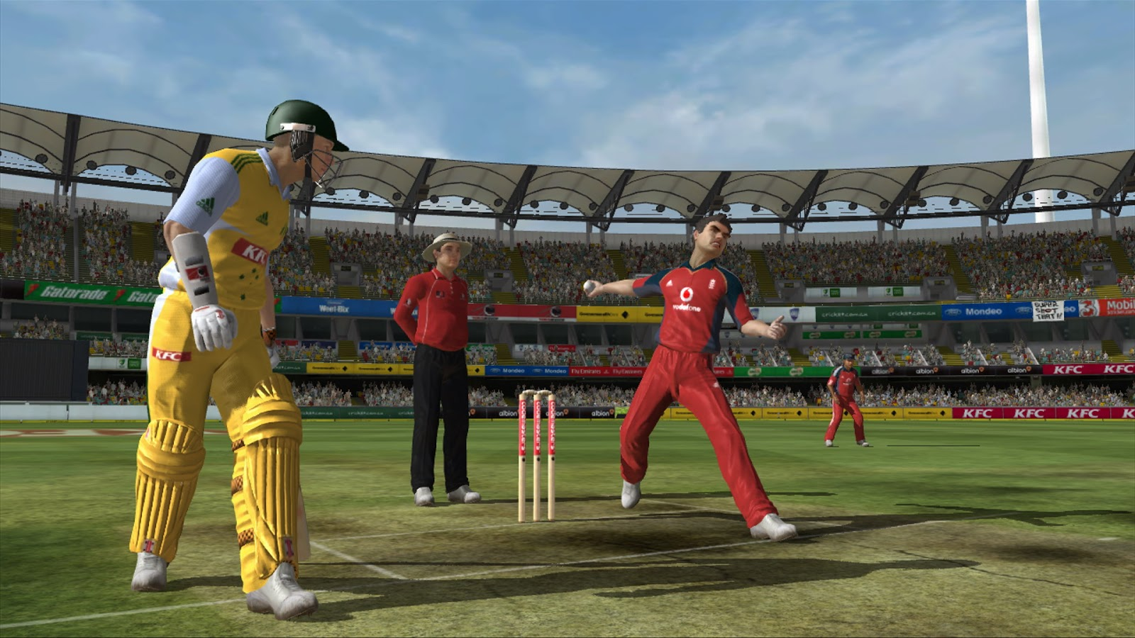 Welcome: Ashes Cricket 2009 – PC Game – Full ISO – 1.85gb ...