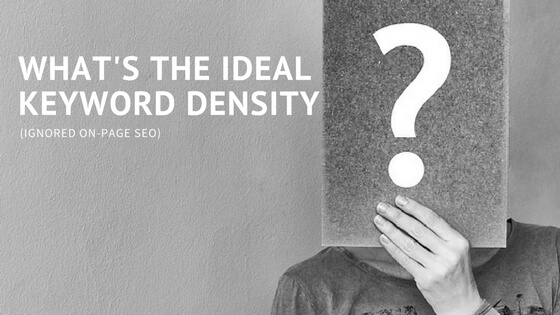 ideal-keyword-density-percentage