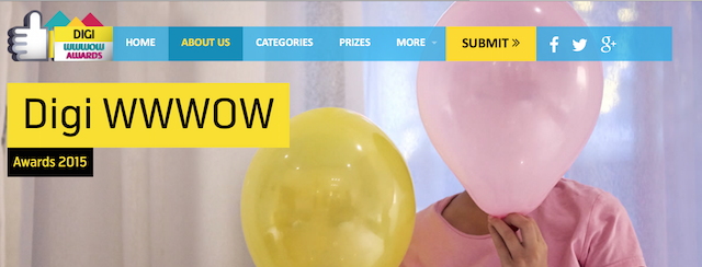 Digi WWWOW Internet For All Awards 2015 - Submit Your Entries Today