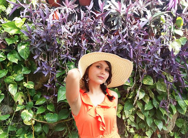 sun dress hat zaful