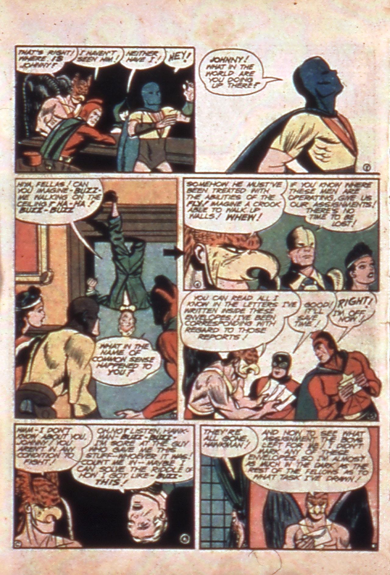 Read online All-Star Comics comic -  Issue #18 - 5