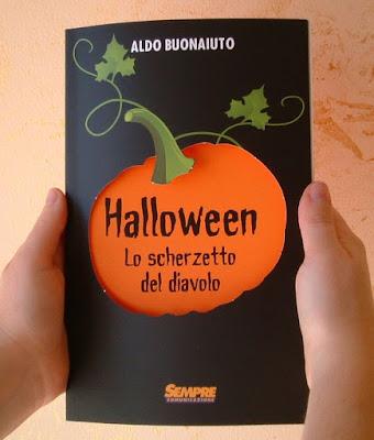 Halloween Aldo Buonaiuto Copertina