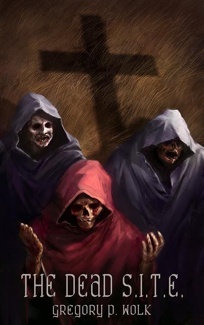 The Dead S.I.T.E. : copertina