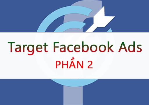 Facebook - Những đặc điểm có thể target (P2)