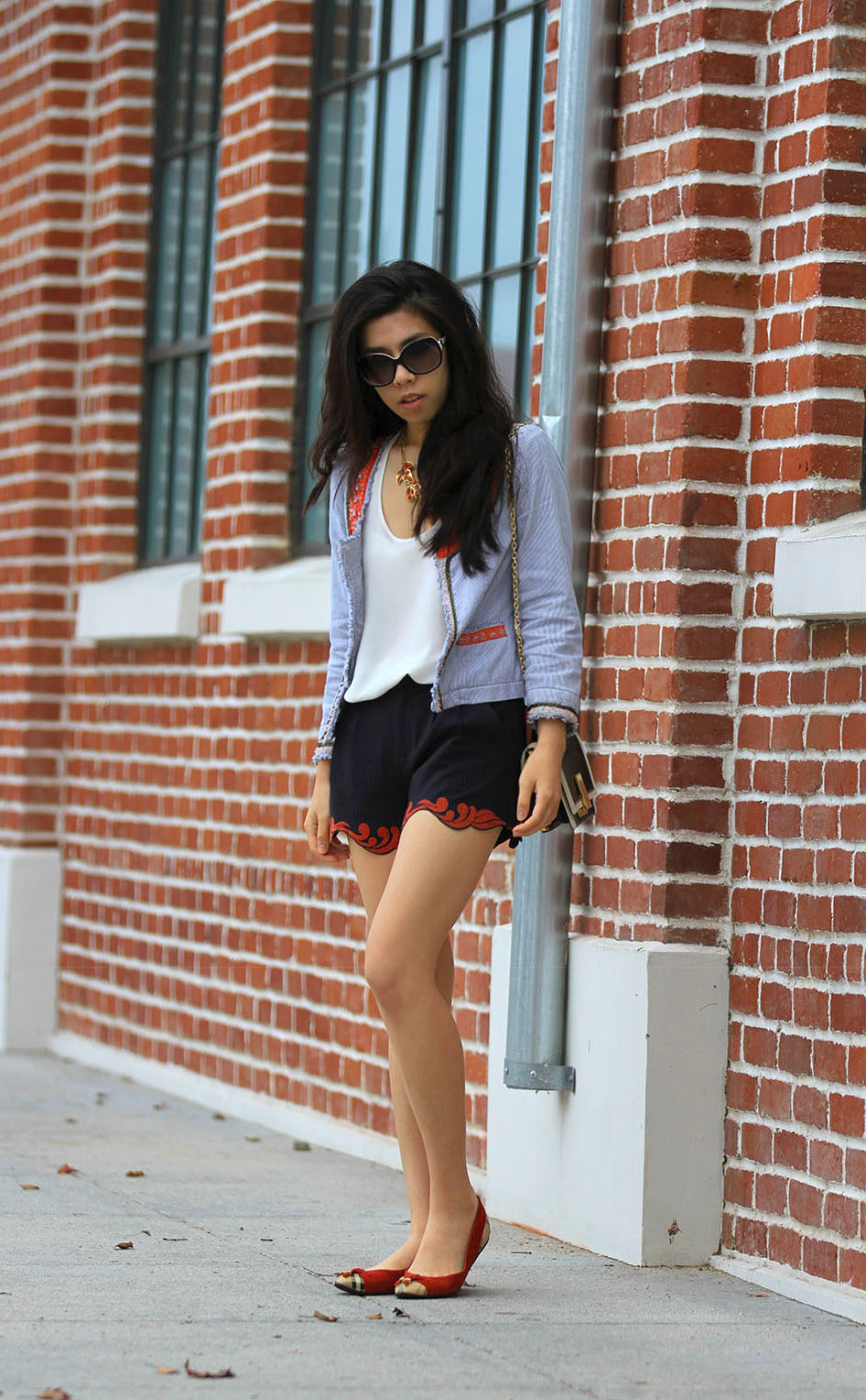 What I Wore_Casual Lunch Meetings_Fashion Blogger_Orange COunty Fashion Blogger-PHarmacy School Fashion Blogger_Adrienne Nguyen_INvictus