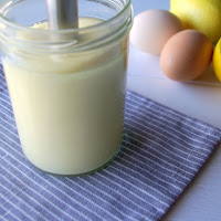 Easy, healthy, homemade sugar-free mayonnaise
