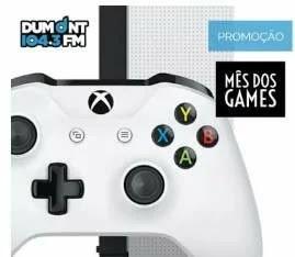 Cadastrar Promoção Mês dos Games Dumont FM - Concorra Vídeo-Games
