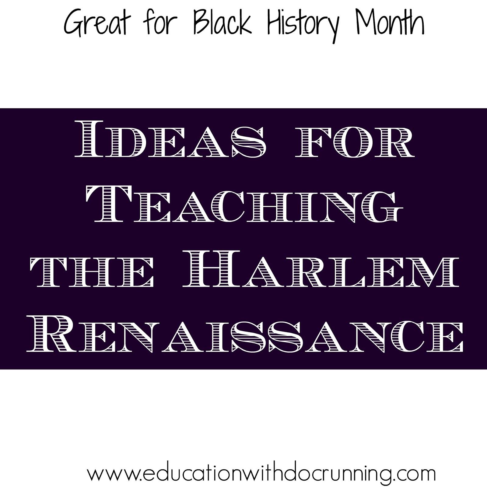 Social Sundays The Harlem Renaissance For Black History