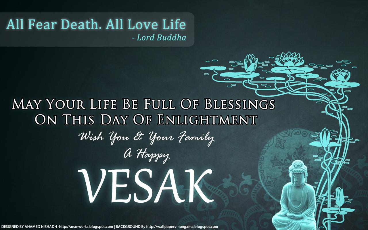 Ahamed Nishadh Happy Vesak
