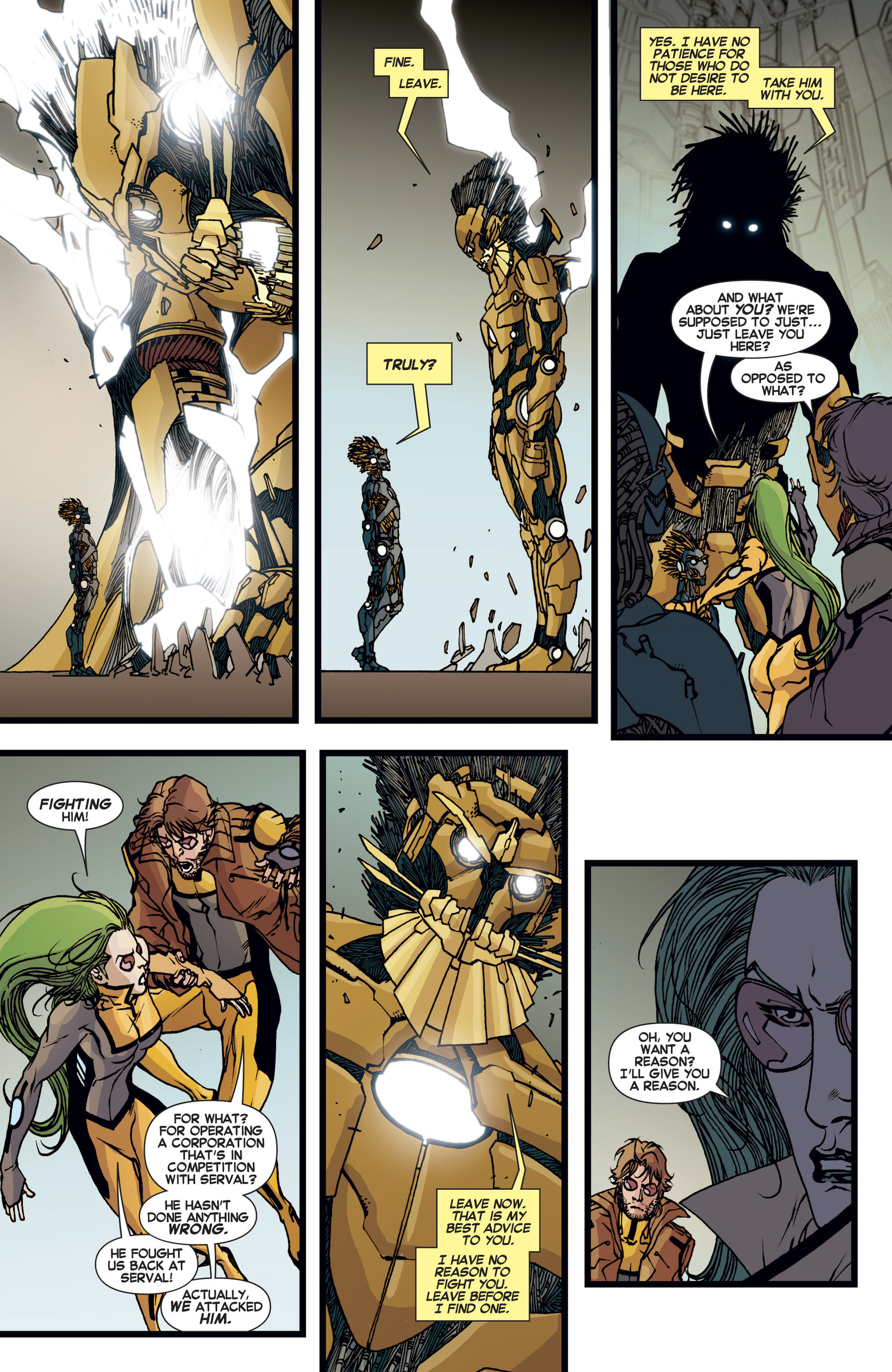 Read online All-New X-Factor comic -  Issue #6 - 21