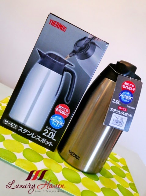 thermos stainless steel carafe thv 2000 review
