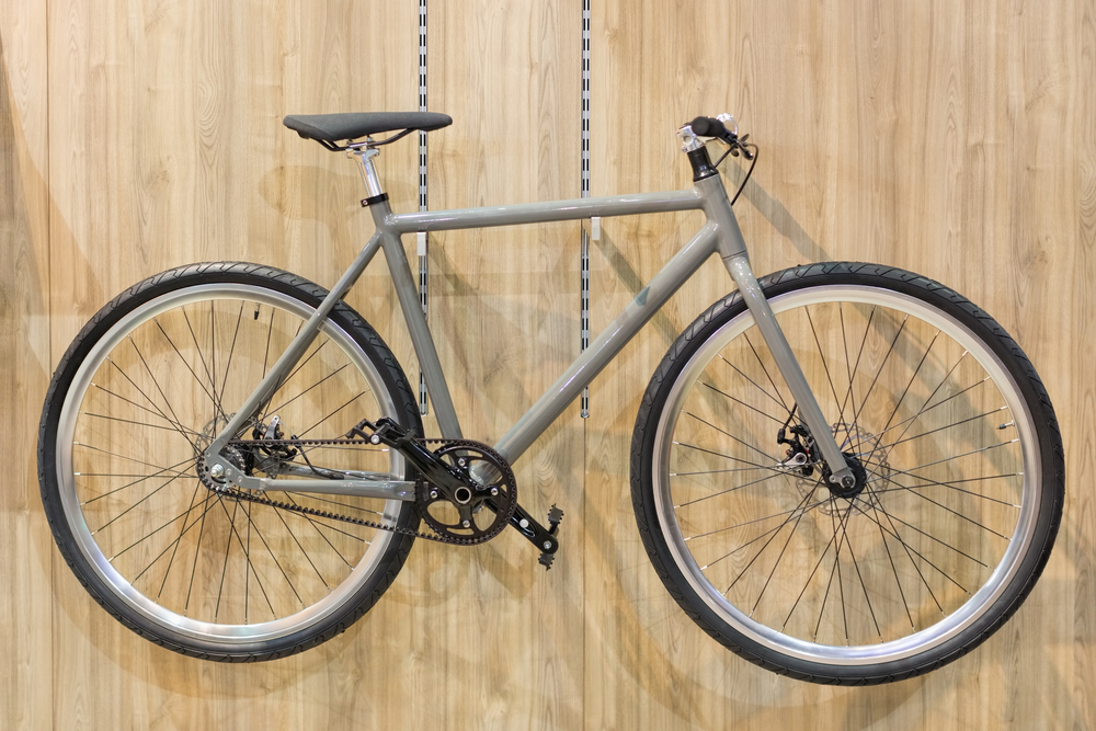 Fahrrad An Wand Aufhangen Wohn Design