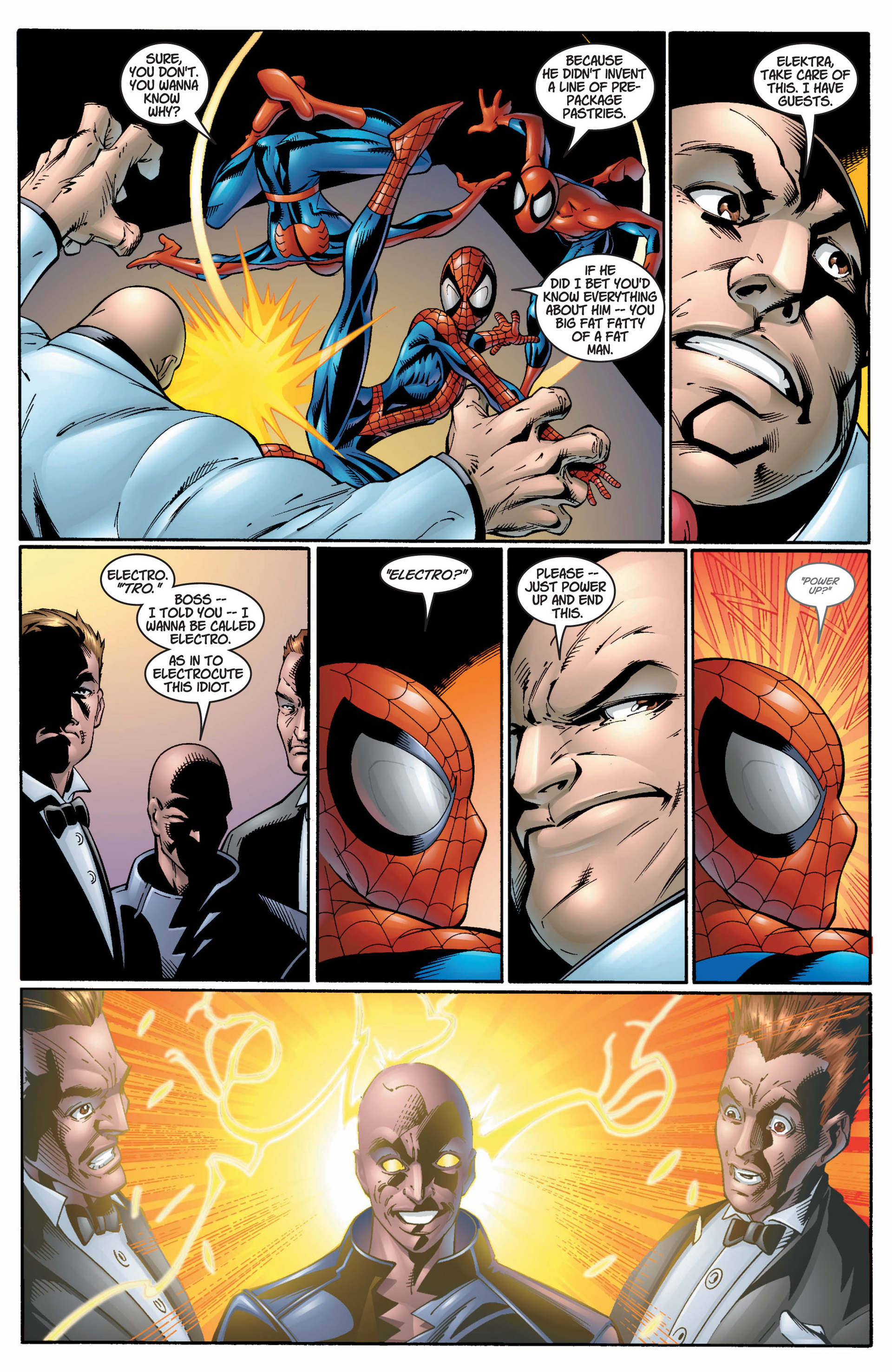 Read online Ultimate Spider-Man (2000) comic -  Issue #10 - 4