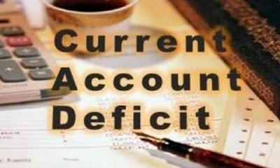 Current Account Deficit Narrowed
