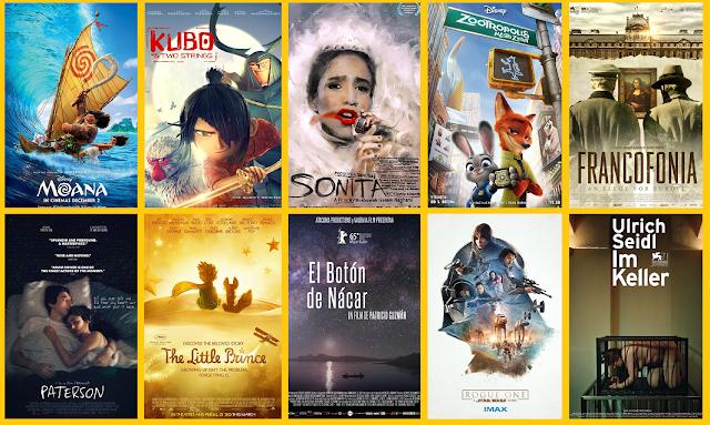 Best Movies 2016
