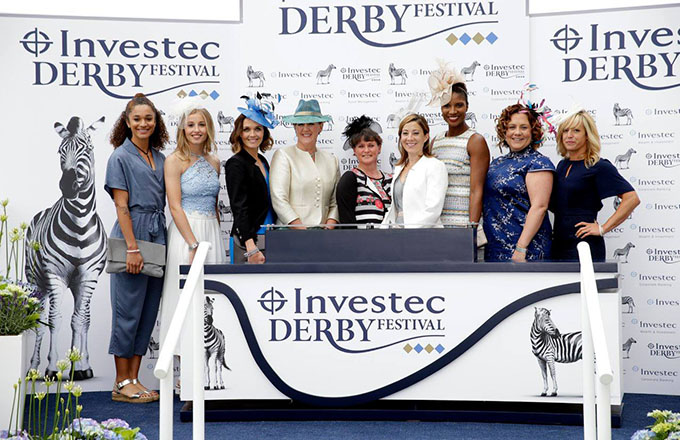 epsom derby fashion