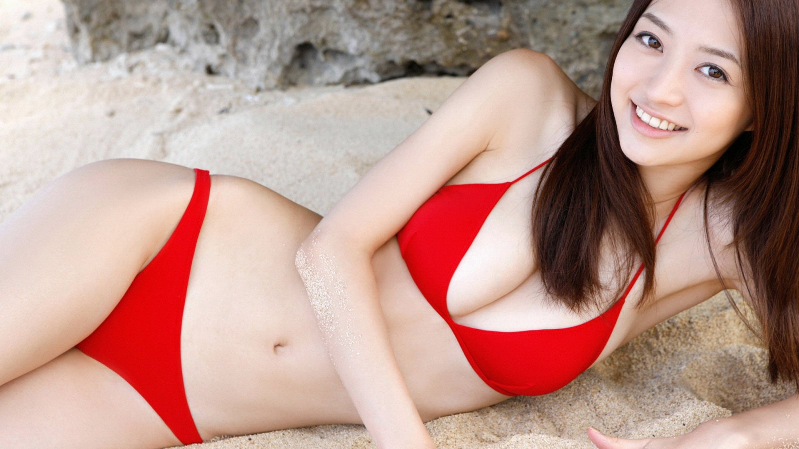 Chinese & Japanese Hot Girls HD Wallpapers