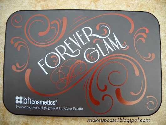 BH Cosmetics Forever Glam & Forever Nude Palettes!