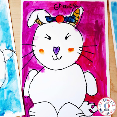 Have you tried directed drawing in your French kindergarten or first grade class yet? Directed drawing is fun and teaches your students a lot of drawing skills AND life skills. Here are five reasons why you should give directed drawing a go this year!
