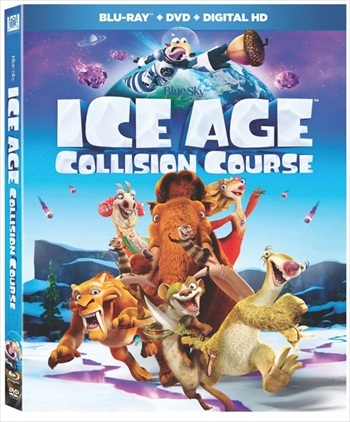 Ice Age Collision Course 2016 English Bluray Movie Download