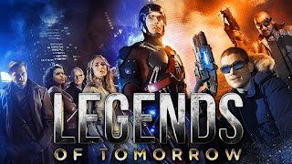 DC Legends of Tomorrow spin-off de Arrow