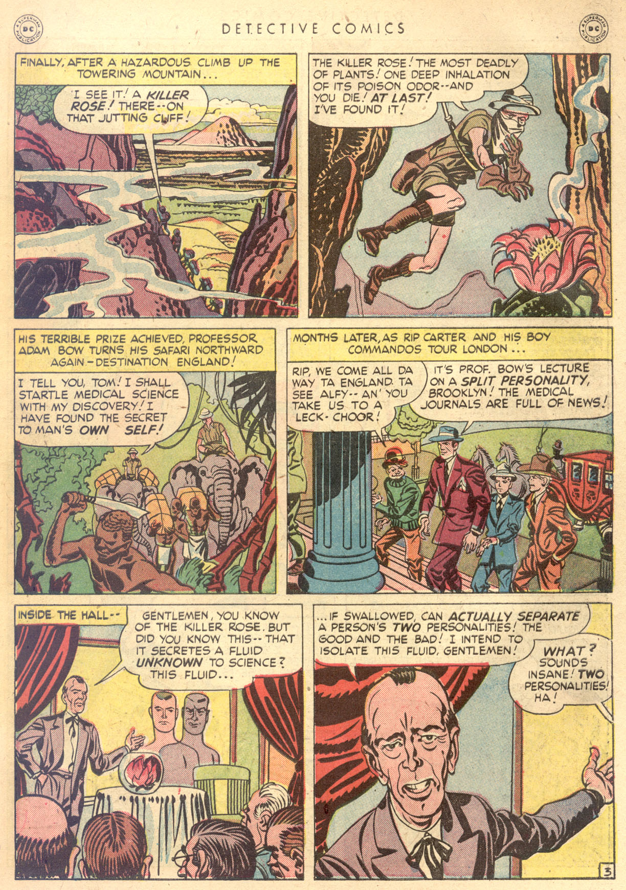 Read online Detective Comics (1937) comic -  Issue #134 - 39