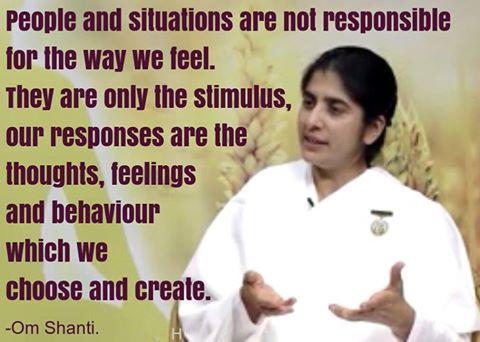 Responsible quotes of shivani