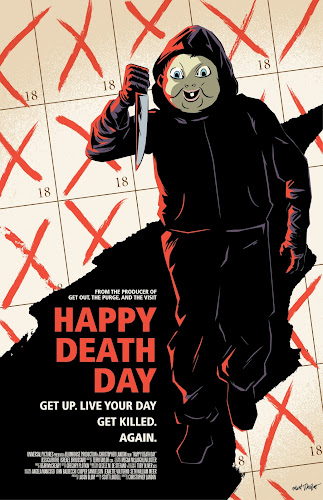 Happy Death Day (BRRip 1080p Dual Latino / Ingles) (2017)