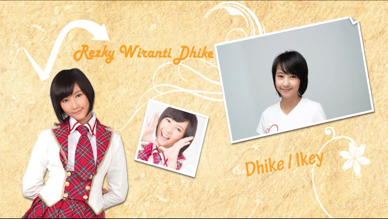 WallPaper JKT48: nabila kecil. Catharine Nabila
