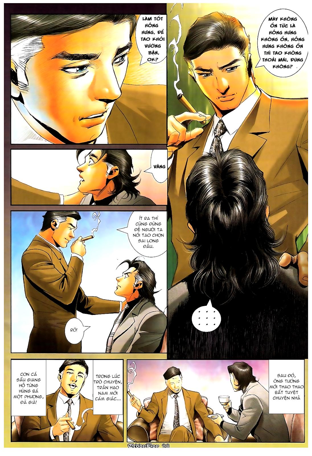 Người Trong Giang Hồ - Chapter 1198: Trong tuyết tặng than - Pic 25