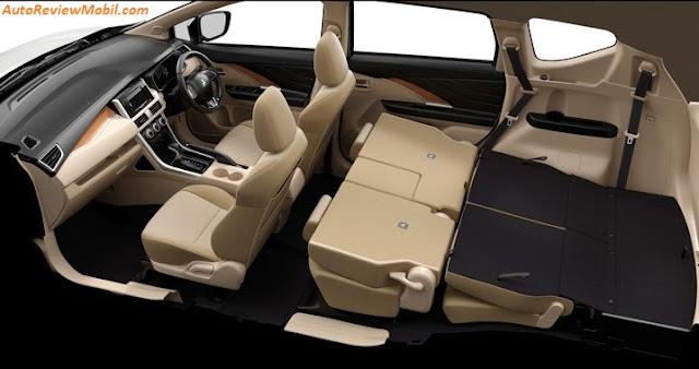 Perbedaan Tipe Mitsubishi Xpander