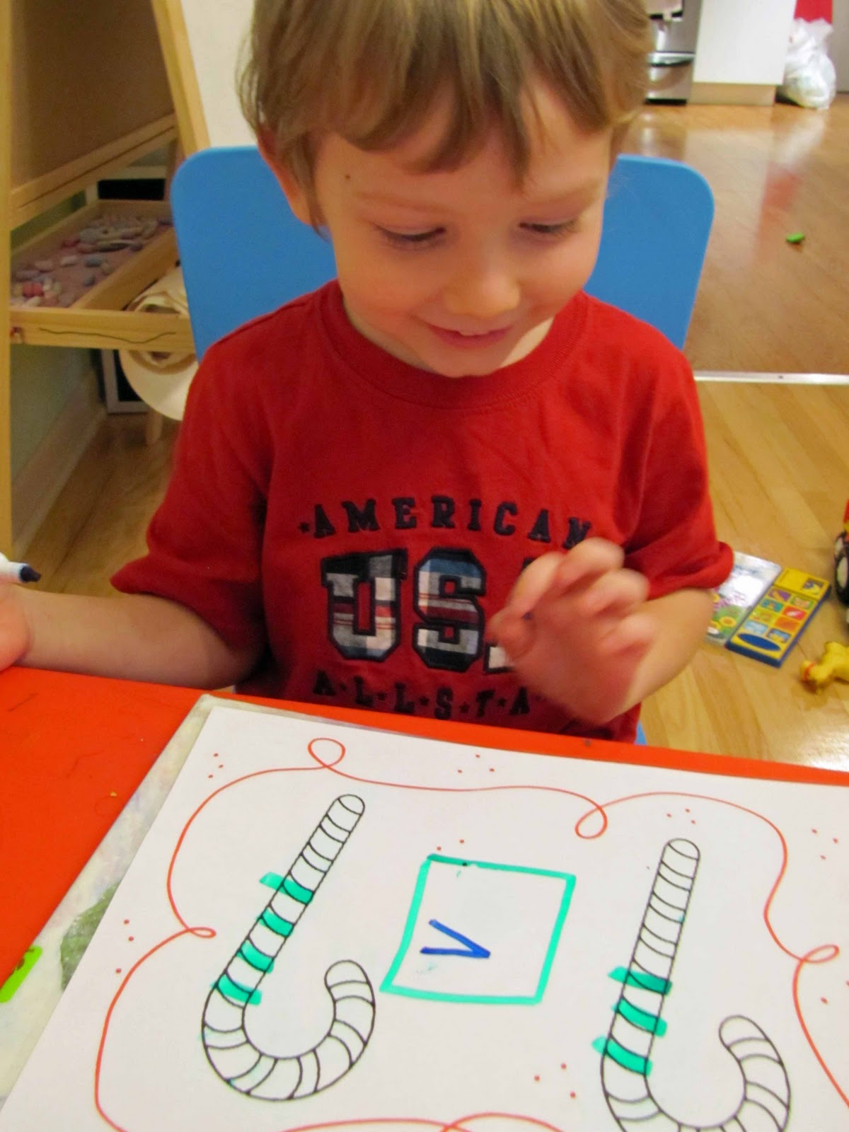 Home Preschool Unit The Legend Of The Candy Cane
